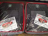 Авточохли на Scoda Fabia 2007-2010 універсал,Шкода Фабіа 2007-2010 універсал, фото 10