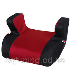 Автокресло-бустер детское MILEX SINDO (15-36 кг) ECE группа 2-3 черно-красное (FP-S20003)