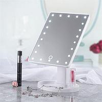 Зеркало с подсветкой для макияжа Led mirror(светодиодное)