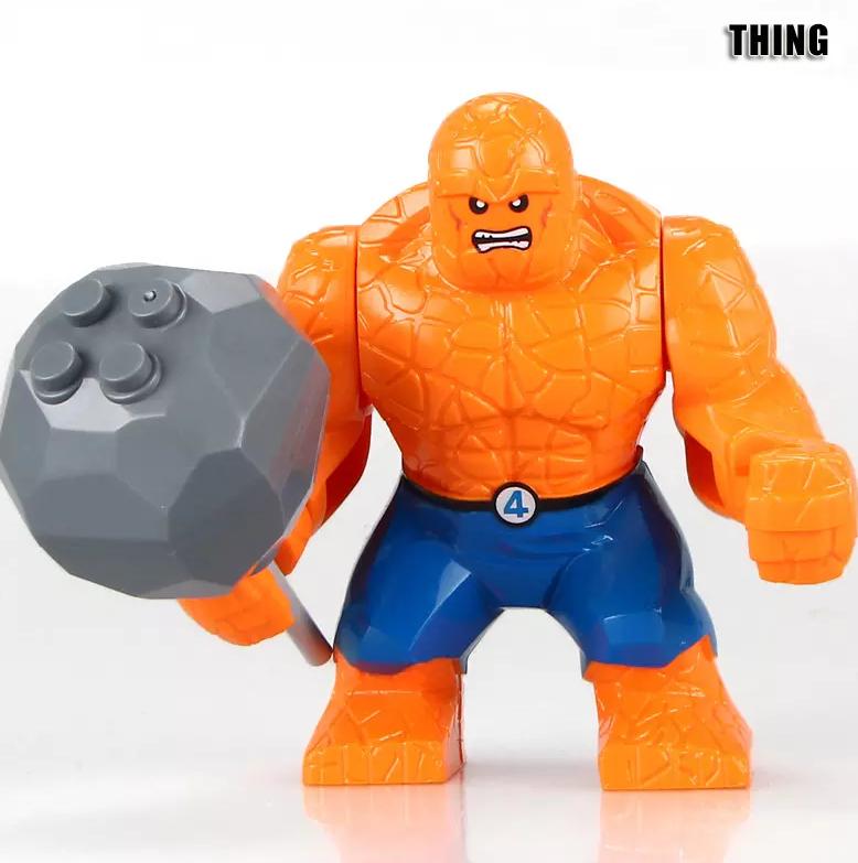 Большие фигурки 7-9 см конструктор аналог Лего