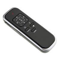 Беспроводной манипулятор 360°Mouse Wireless Presenter 2.4G Black 15M, фото 1