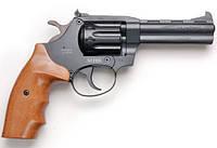 Револьвер под патрон Флобера Safari РФ 441 рукоятка орех