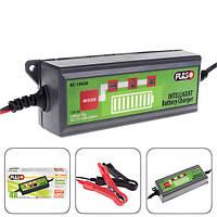 Зарядний пристрій PULSO BC-10638 12V/4.0 A/1.2-120AHR/LCD/Імпульсне (BC-10638)