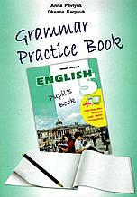 Англійська мова 5 клас Робочий зошит з граматики Grammar Practice Book Програма 2018 Авт: Павлюк А.с Карпюк О.