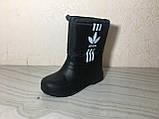 Сапоги ЭВА на подростка, зимние ботинки ПВХ, валенки Alaska, зимняя обувь из пенки, сноубутсы, фото 2