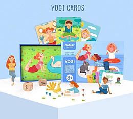 Игра настольная спортивная Спортивная йога-семейка  MD2034, Mideer