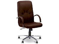 Крісло для керівника Manager steel chrome / Кресло для руководителя Manager steel chrome