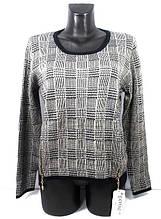 Кофта женская теплая мод.356 размер 3XL