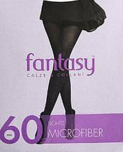 Колготы 60 ден Fantasy микрофибра цвет Shade (коричневый) размер 3,4 4