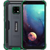 Защищенный смартфон Blackview BV4900 (green) IP68 - ОРИГИНАЛ - гарантия!