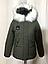 Куртки зимние женские модные с мехом, фото 8