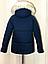 Молодёжный зимний женский пуховик, фото 6