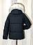 Молодёжный зимний женский пуховик, фото 9