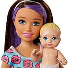 Набор Барби Скиппер и уход за сестричкой Игровой набор Barbie Skipper Babysitters, фото 7
