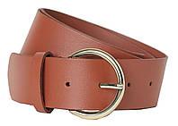 Женский кожаный ремень H&M коричневый 0807615001, фото 1