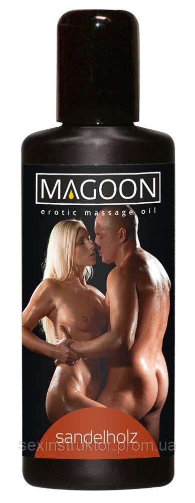 Массажное масло - Magoon Sandelholz, 100 мл