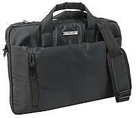 Сумка для ноутбука 15,6 дюймів Wallaby, Украніа 10586 чорна, фото 1
