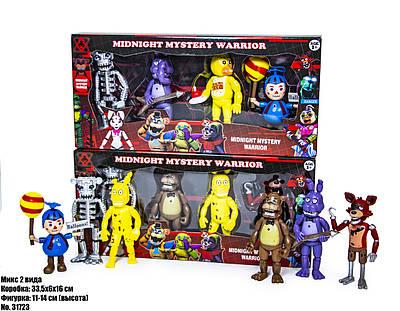 Набор фигурок героев Монстры 31723