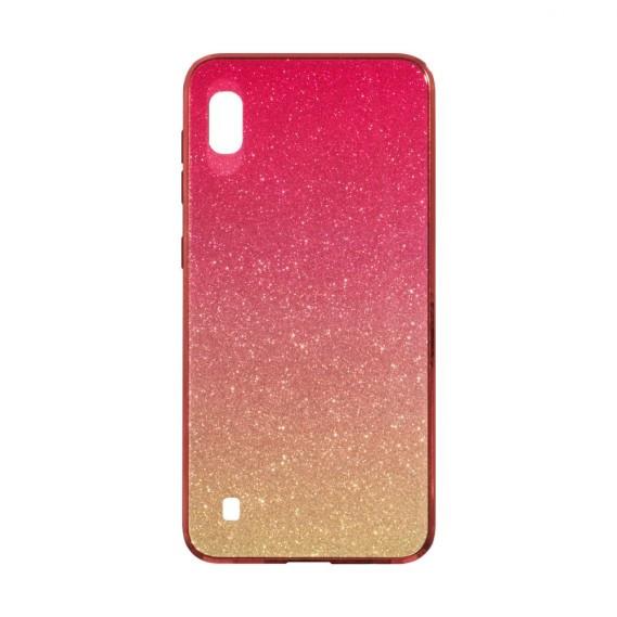 Блестящий стеклянный чехол TPU Ambre для Samsung Galaxy A10