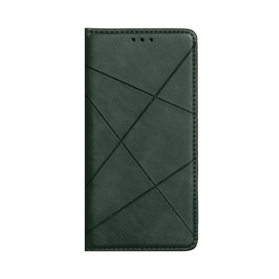 Кожаный чехол-книжка Business Series для Samsung Galaxy M21 / M30s
