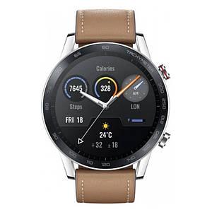 Смарт-часы Honor Watch Magic 2 46mm Flax Brown MNS-B19
