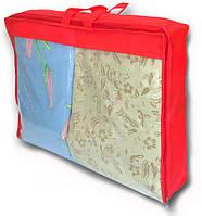 Сумка для хранения вещей\сумка для одеяла XS HS-XS-red (Красный)