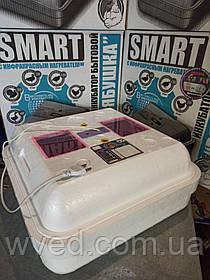 Инкубатор Рябушка Smart 70 яиц цифровой (ручной переворот)