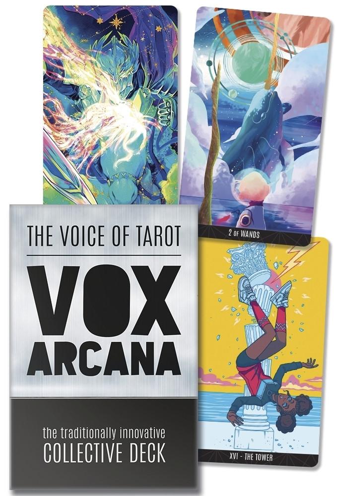 Vox Arcana Tarot/ Голос Таро. Зов Арканов