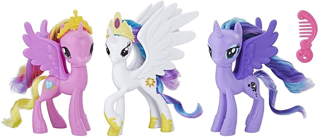 Май Литл Пони принцессы Эквестрии Селестия Луна Каденс My Little Pony Celestia Luna Cadance