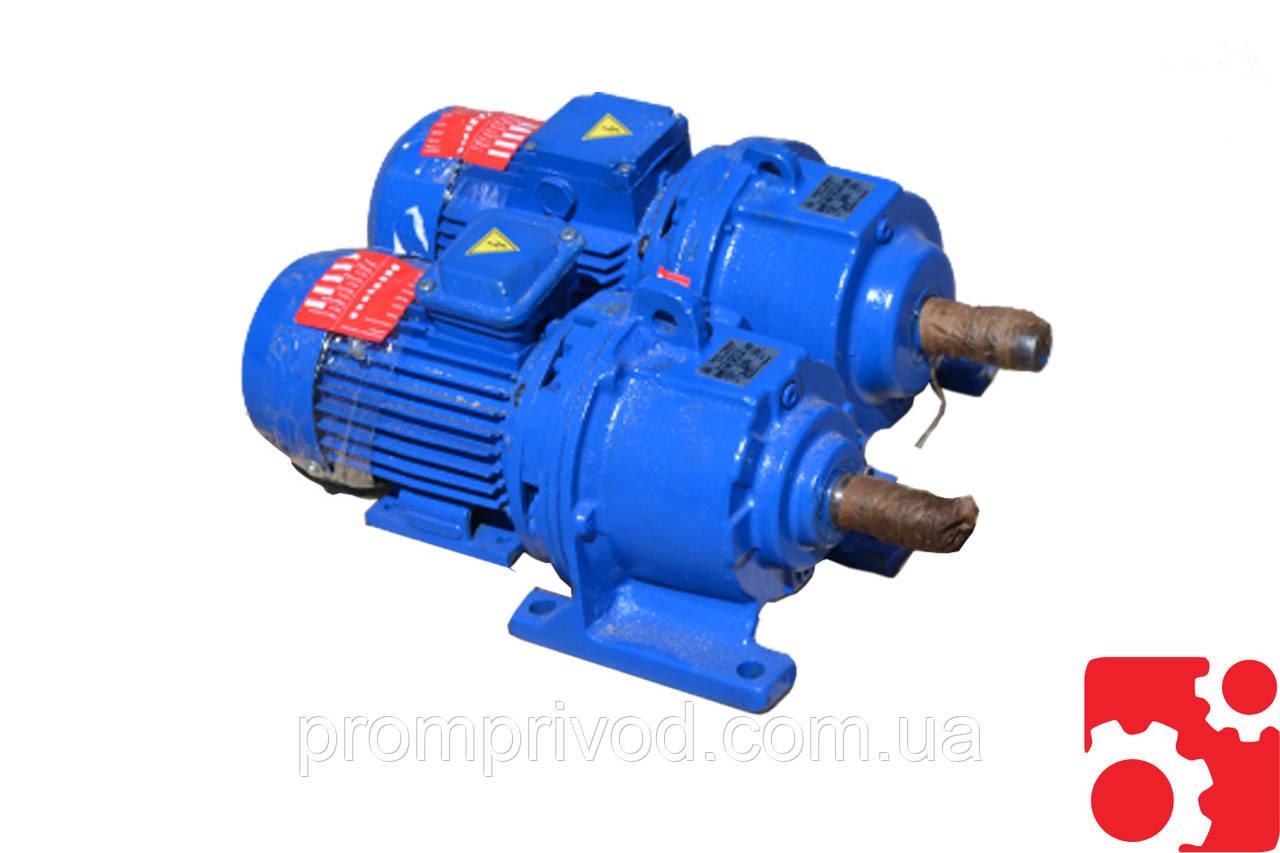Мотор-редуктор 3МП-40 (180 об/мин, 5,5 кВт)