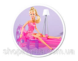 Кукла Штеффи в спальне Steffi Love Simba 5730411, фото 2