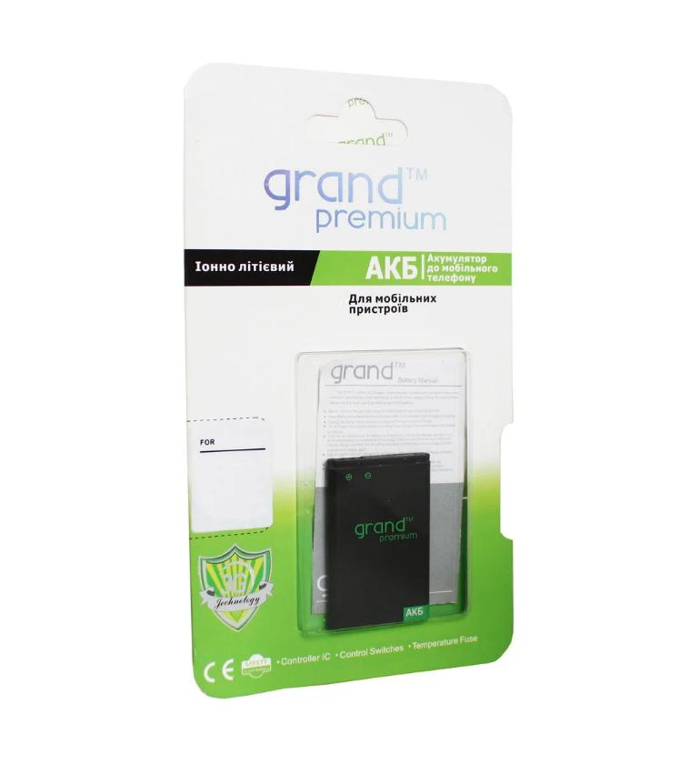 Аккумулятор Grand Premium для Nokia BL-5U