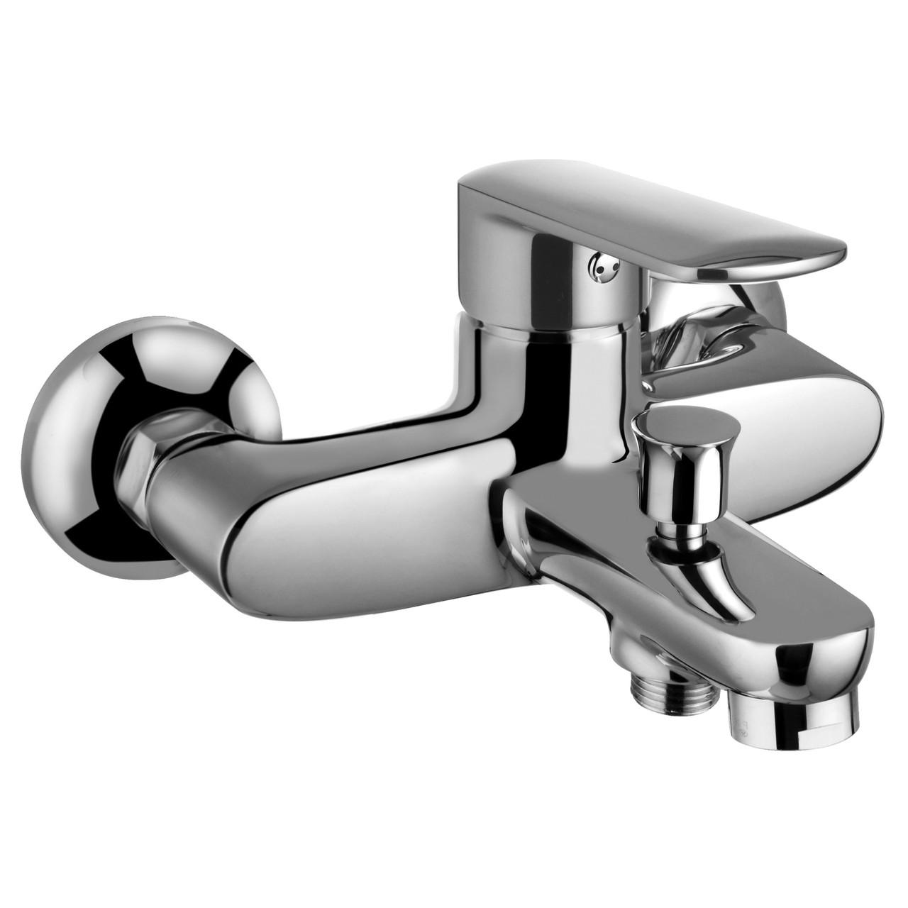 FIESTA змішувач для ванни, хром, 35 мм