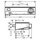 ECOSTAT Select термостат для душа, фото 2
