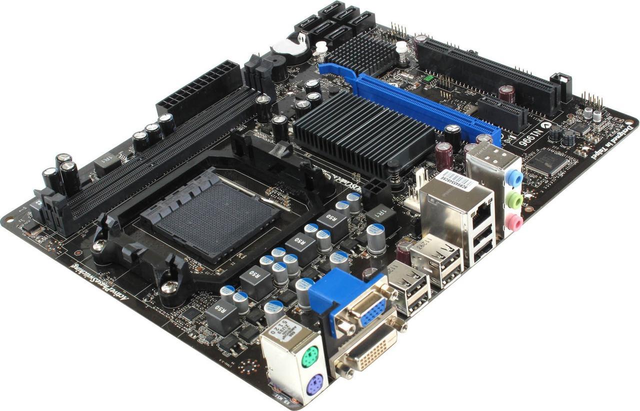 MSI 760GM-P23 (FX) (AM3+, AMD 760G, PCI-Ex)