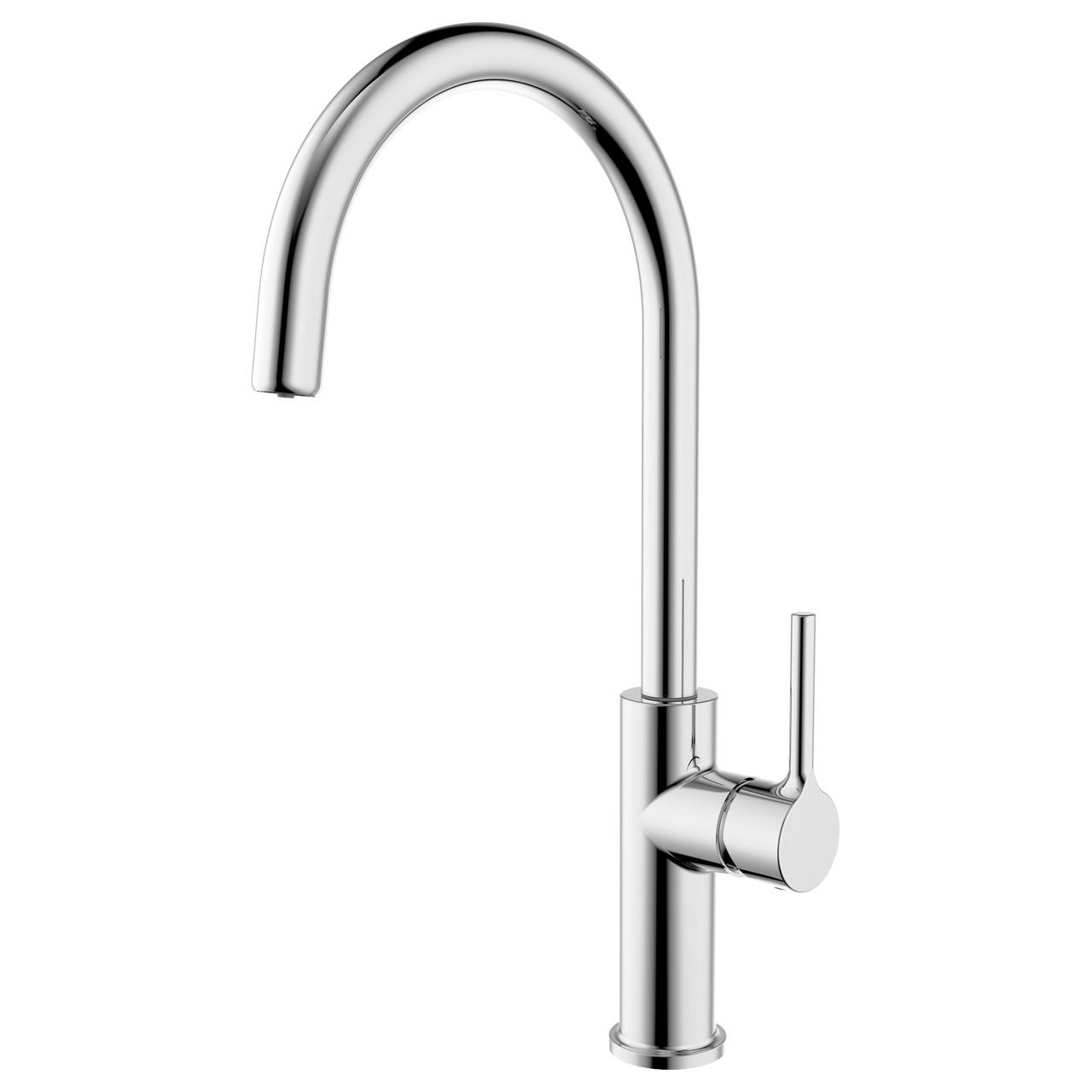 DAICY смеситель для кухни с подключением питьевой воды, хром, 35 мм