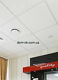 Плита потолочная Оптима/Optima Армстронг -аналог Topiq Efficient Pro 600х600х20мм  Tegular 24, фото 7