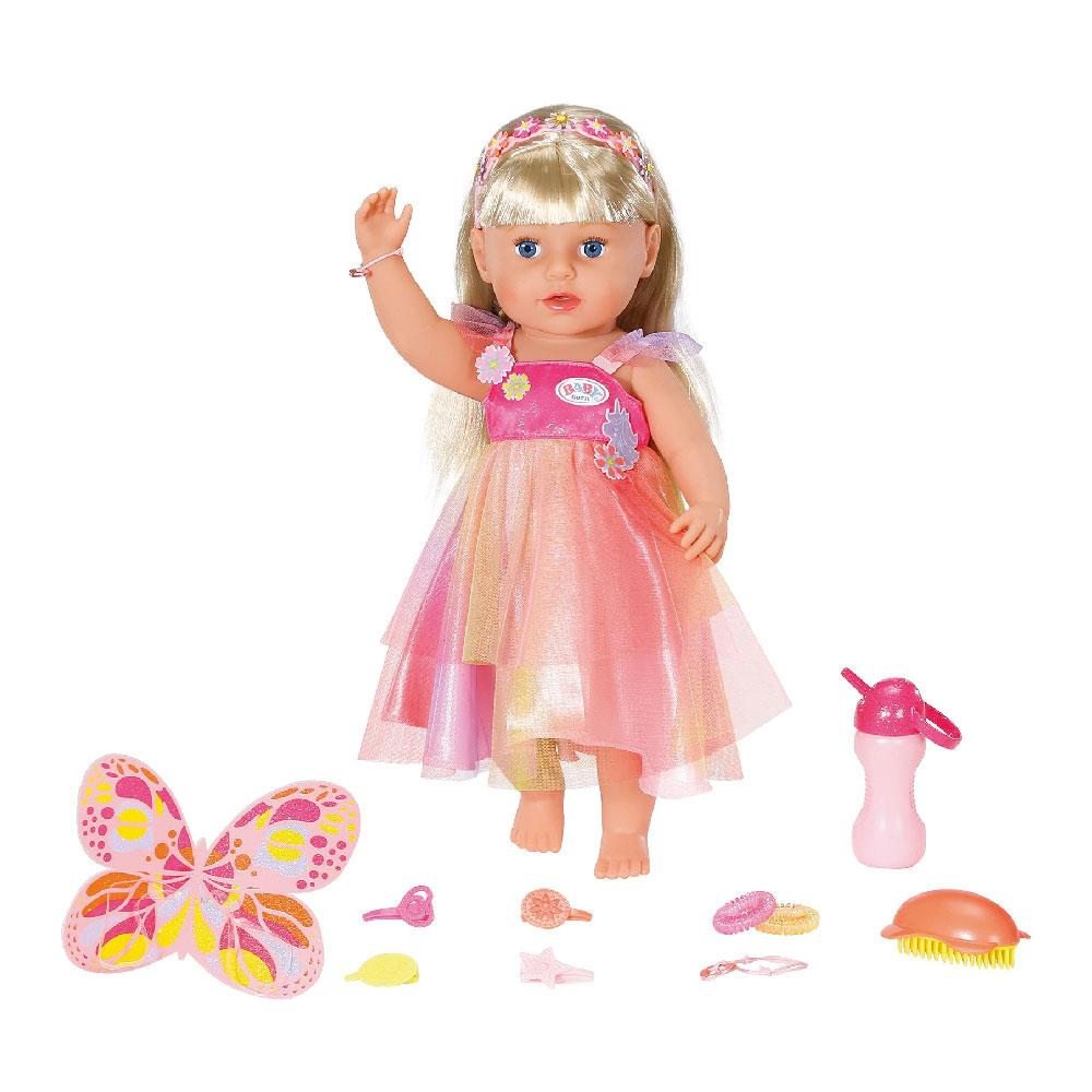 Лялька Сестричка модниця Baby Born Zapf Creation 824603