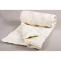 Одеяло зимнее теплое гипоаллергенное Lotus - Cotton Delicate 195*215 крем евро