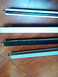 Профиль KRAFT Fortis  Т-15 цветной RAL 8017., 7024, 9007 - под заказ W угол 3 м, фото 2