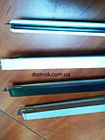 Профиль KRAFT Fortis  Т-15 цветной RAL 8017., 7024, 9007 - под заказ W угол 3 м, фото 4