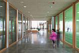 Акустическая потолочная плита KRAFT WoodAcoustic , толщина 10мм. с кромкой 600х1200мм, фото 2