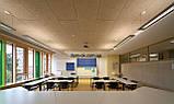 Акустическая потолочная плита KRAFT WoodAcoustic , толщина 10мм. с кромкой 600х1200мм, фото 8