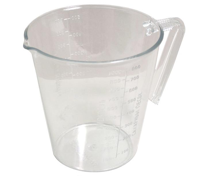 Чаша мерная 1л.с разметкой