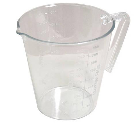 Чаша мерная 1л.с разметкой, фото 2