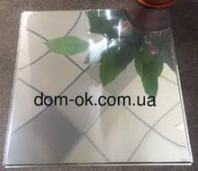 Зеркальные металлические кассеты 600х600 из нержавейки 0,5 мм, Объемные