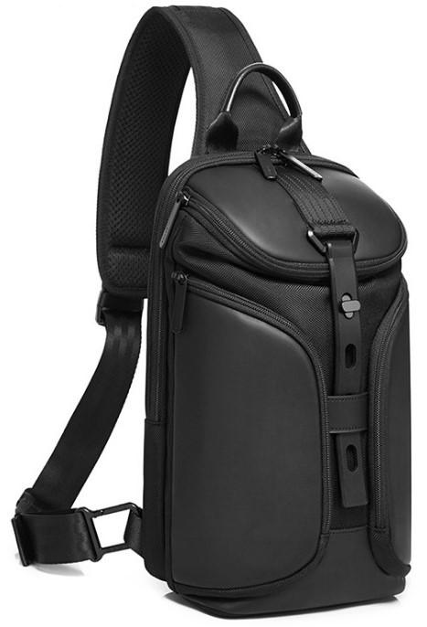 Однолямочный рюкзак Bange BG-22057  7л черный