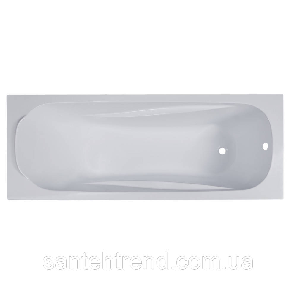 FIESTA ванна 170*70*43,5см без ножек, акрил 5мм