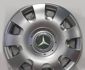 Колпаки Mercedes R14 (Комплект 4шт) SJS 209