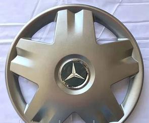 Колпаки Mercedes R14 (Комплект 4шт) SJS 213
